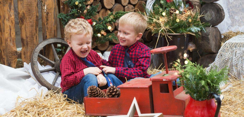 Magia Świąt zapisana w fotografii - świąteczne mini sesje.