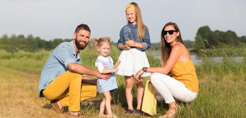 Jak ubrać się na sesję rodzinną?